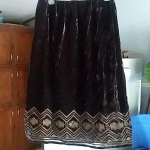 Victor Costa skirt